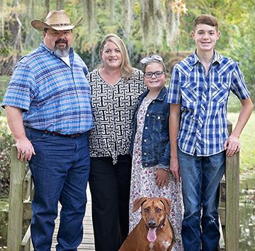 Kalinec Family 2020